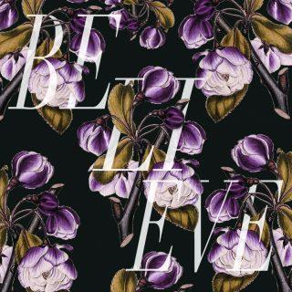 Typography Botanical