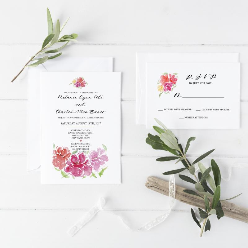 Featured Post2- Wedding Invite Suite